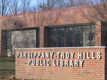 3 June - 1 July - Parsippany Library Exhibit